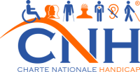 Charte Nationale Handicap Logo